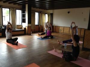 Yoga Tour 2013